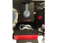 Dr Dre Beats solo2 in grey £80