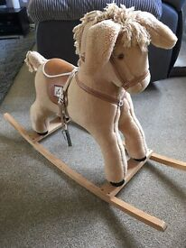 Childs Rocking Horse Toy