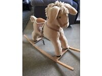 Childs Rocking Horse Toy