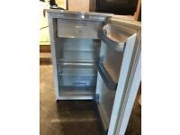 AMICA Table Size Very Nice Fridge Freezer Fully Working Order