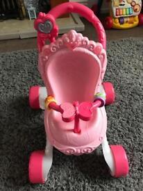 Kids toy pram