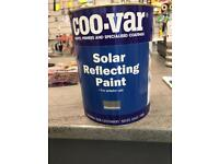 Coo- var Solar reflecting paint