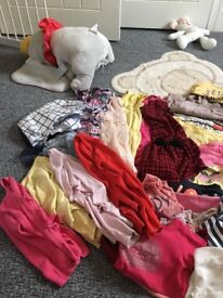 Girls clothes ages 2-3