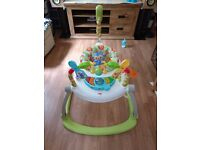 Fisher-Price baby's jungle bouncer