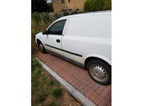 Vauxhall astravan 2004
