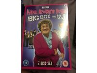 Mrs Browns Boys Series 1,2 &3