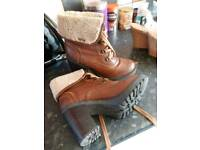 lady's firetrap boots
