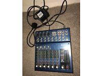 Yamaha MG10/2 Audio Mixer Mixing Desk