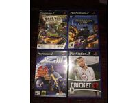 Playstation 2 Games in great condition
