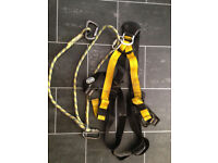 Petzl Newton harness, size 2 good gondition