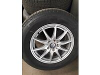 BRAND NEW Mercedes ML / GLE Alloy Wheels and Tyres