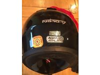 Nitro Motorcycle Motorbike Bike Helmet Like NEW Small Unused Fibreglass
