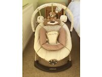 Mothercare baby bouncer.