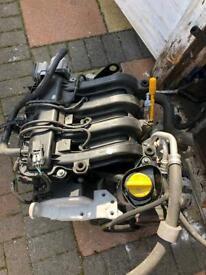 2015 Renault Clio 1.2 petrol engine