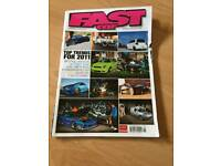 Fast car magazine issue 298 January 2011