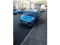 Peugeot 107 Urban Move Blur 1.0 5dr 55,000 2008