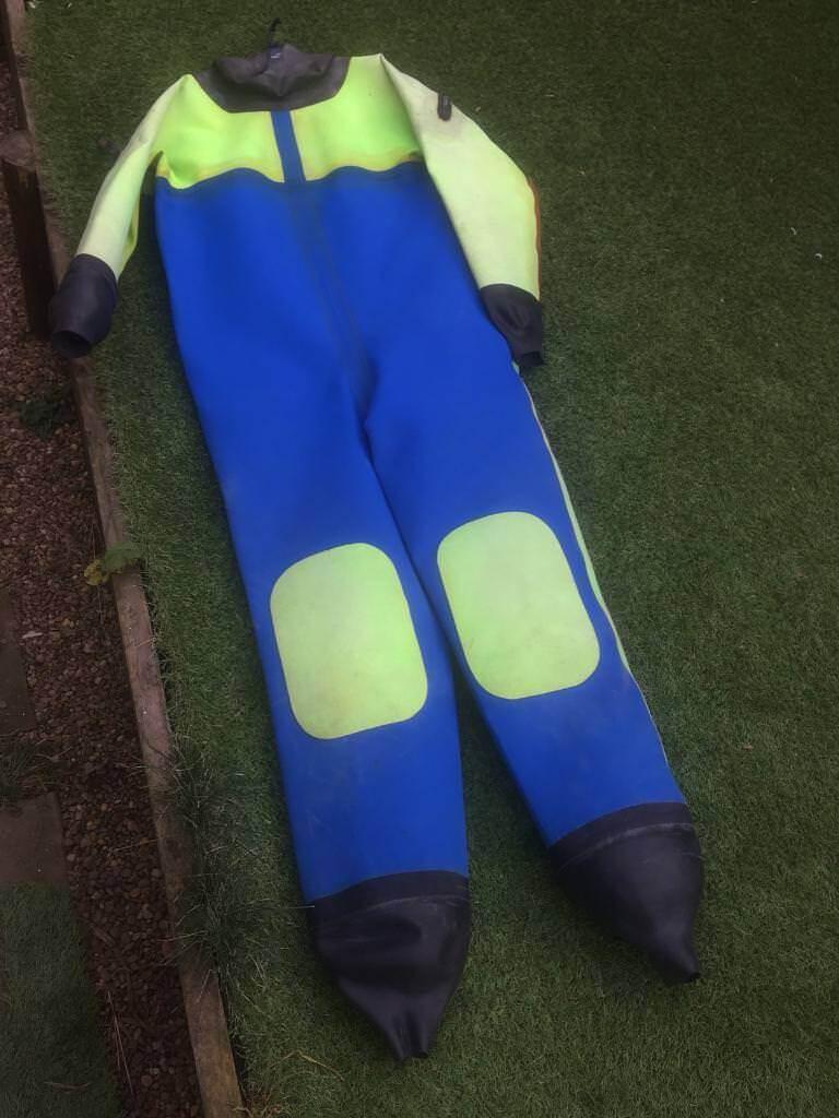 Dry suit xl