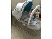 Nearly new baby bouncer