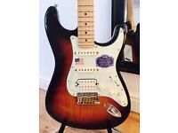 2014 Fender American Deluxe HSS Stratocaster – Sunburst
