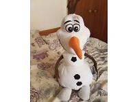 Official Frozen Olaf plush