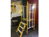Access podium/tower