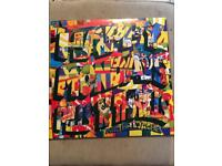 HAPPY MONDAYS VINYL RECORD LP PILLS THRILLS AND BELLYACHES RARE PLUS FREE MP3 DOWNLOAD