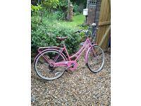 Bobbin birdie pink reto women's bike