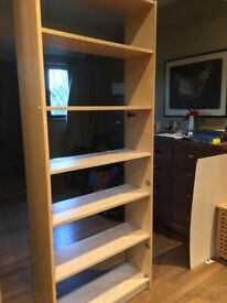 IKEA Billy book shelf w80cm h202cm d28cm