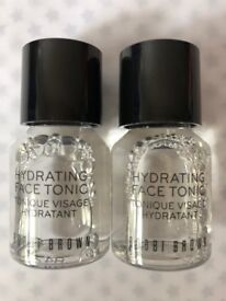 Bobbi Brown Hydrating Face Tonic 15ml x 2 = 30ml Travel/Mini Size - Perfect for holidays/gym