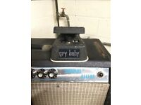 1960's Jen Crybaby Wah Pedal 'same pedal jimmy page used'