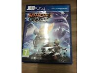 Ratchet&clank brand new ps4