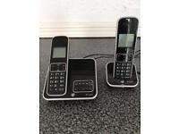 BT Inspire land line telephones
