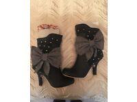 Irregular Choice Rosie Lea Boots