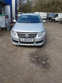 vw passat r line for spares and repairs