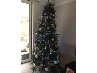 7ft Artificial Christmas Tree