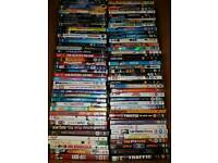 81 mixed dvd bundle