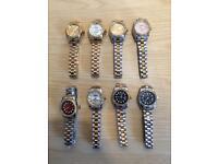 Ladies womens Michael kors, Rolex watches Cartier watch mk watch - best price