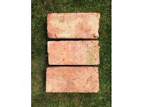 700 Reclaimed Victorian Bricks