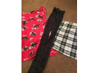 Girls clothing bundle (Newlook) age 10
