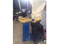 SCHEPPPACH ha 2000 dust Extractor.