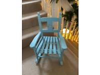 Little Child's Rocking Chair