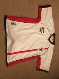 Authentic UAE soccer Jersay