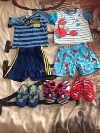 Holiday bundle size 12-18 months