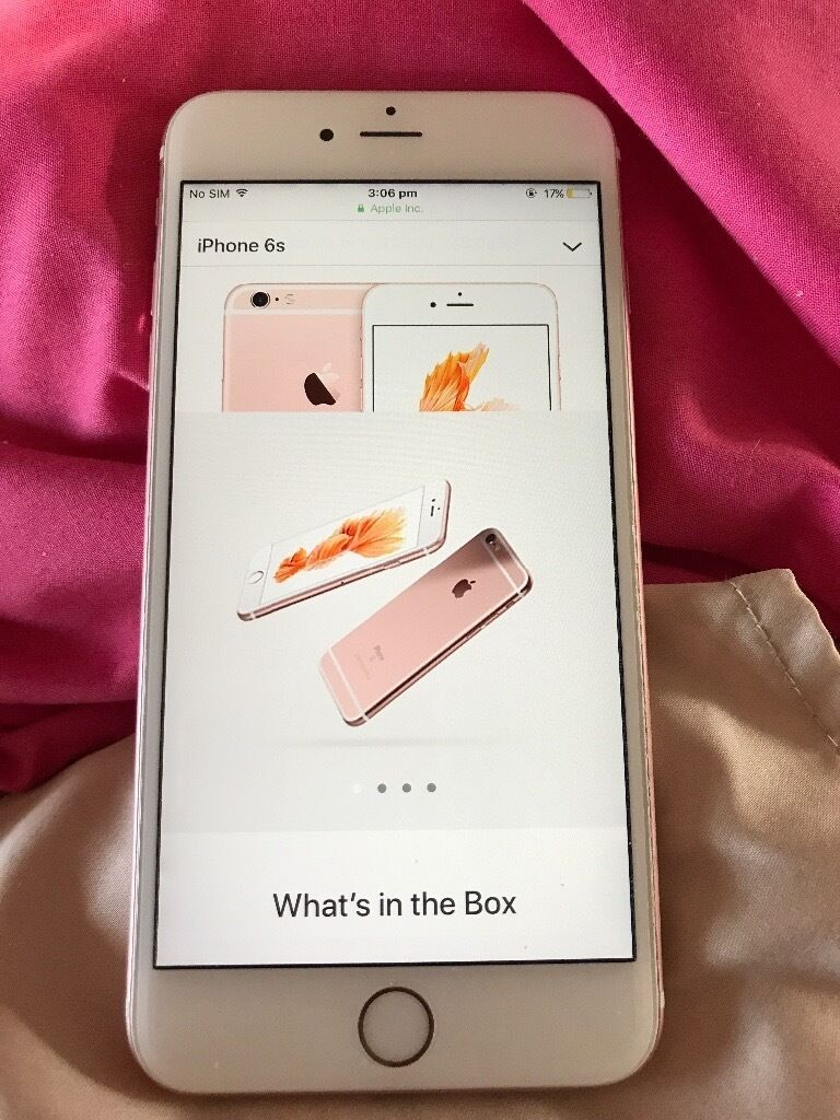 Iphone 6s 128gb Rose Gold Price In Pakistan