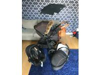 Babystyle egg pram pushchair