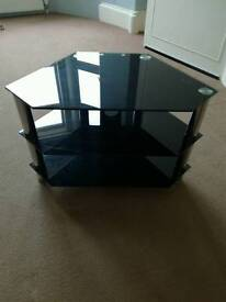Glass tv unit £20 ono