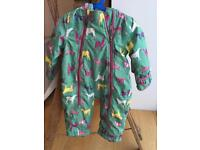 Joules Waterproof Snowsuit