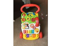 Vtech baby walker for sale in excellent condition