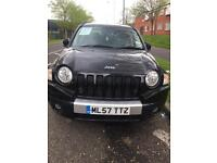 "JEEP COMPASS CRD LIMITED 2.0 HEATED LEATHER ""COMPANY CAR"""