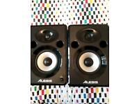 Alesis Elevate 5 powered monitors
